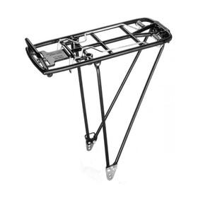 "Pletscher Athlete System Bike Rack 26-28"" Easyfix black"
